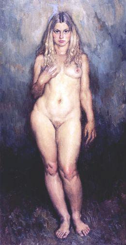 Norman Lindsay - Nude