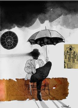 "o solitude"" by Loui Jover 