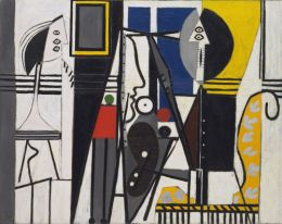 Pablo Picasso: Painter and Model