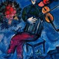 Paintings by Marc Chagall - Belarusian Painter - Part 2