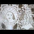 Paperworks;(scissor and paper)Karen Bit Vejle-b.1958 Denmark