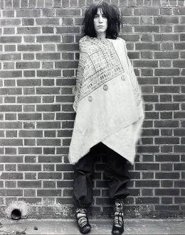 Patti Smith by Robert Mapplethorpe, 1978