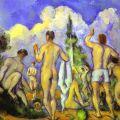 Paul Cézanne : Bathers