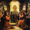 Pentecostes (1534-35), by Grão Vasco (1475-1542)