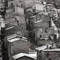 Pepi Merisio, Il caratteristico abitato di Scanno (L'Aquila, 1969)
