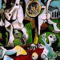 Picasso - The rape of the Sabine Women