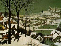 Pieter Bruegel the Elder -  The Hunters in the Snow