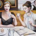 Reading and Art: Rachel Deacon