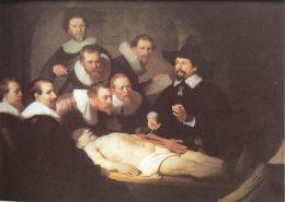 Rembrandt van Rijn- The Anatomy Lesson of Dr Tulp