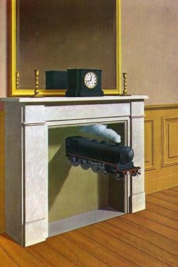 René Magritte: Time transfixed