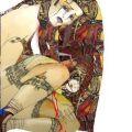 "Saatchi Online Artist: Maggie Piu;  2011, Mixed Media ""me"""