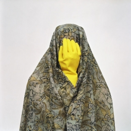 Shadi Ghadirian - Untitled (from the Like Everyday Series)