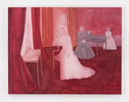 Silke Otto-Knapp - Red Room, 2009