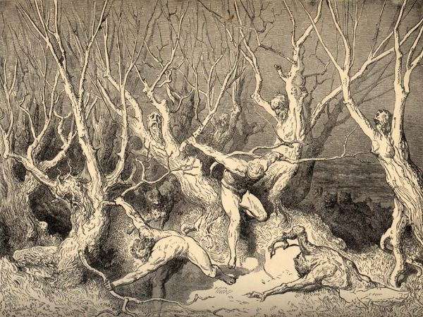 teachings of christianity found in dante alighieris inferno