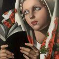 Tamara de Lempicka: Polish Girl, 1933