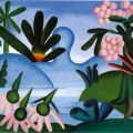 Tarsila do Amaral - The Lake, 1928