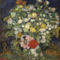 The Athenaeum - Bouquet of Flowers in a Vase (Vincent van Gogh - )