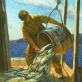 The Fish Bucket 1924 - Gilford Beal