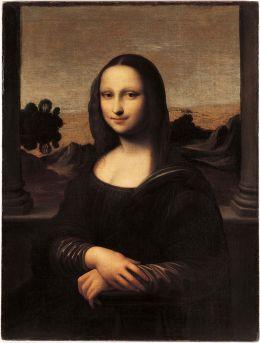 The Isleworth Mona Lisa - by da Vinci?