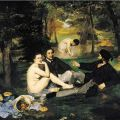 The Luncheon on the Grass  - 1863