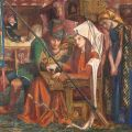 'The Tune of the Seven Towers', Dante Gabriel Rossetti | Tate