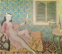The Turkish Room - Balthus - WikiArt.org