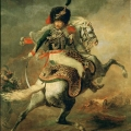 Théodore Géricault - Le Chasseur de la Garde