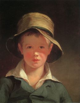 Thomas Sully: The Torn Hat