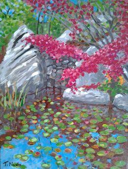 t.nudo/the water garden'
