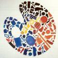 Tony Cragg - Palette 1985
