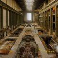 Turbine Hall – now the Tate Modern