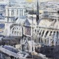 Valery Koshlyakov- Paris, Notre Dame [ Gaiety Is The Most Outstanding Feature Of The Soviet Union ]