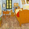 Vincent van Gogh - Vincent van Gogh's Bedroom in Arles