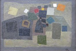 Vladimir Strelnikov Abstraction