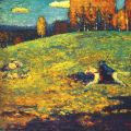 Wassily Kandinsky - Blue Rider