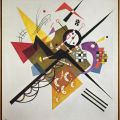Wassily Kandinsky, On White II, 1923 | Art of the Day | Magazine | Artfinder