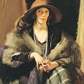 William Beckwith McInnes Portrait of a Lady 1924