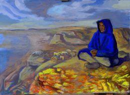 Yamal shepherd