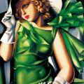 "Yolk of the Sun (tierradentro: ""Young Girl in Green"", 1929,...)"