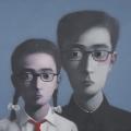 Zhang Xiaogang, Bloodline, 2005